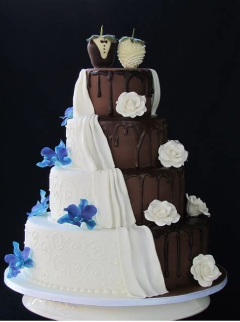 Best Wedding Cakes Brisbane   Birthday Cake Makers