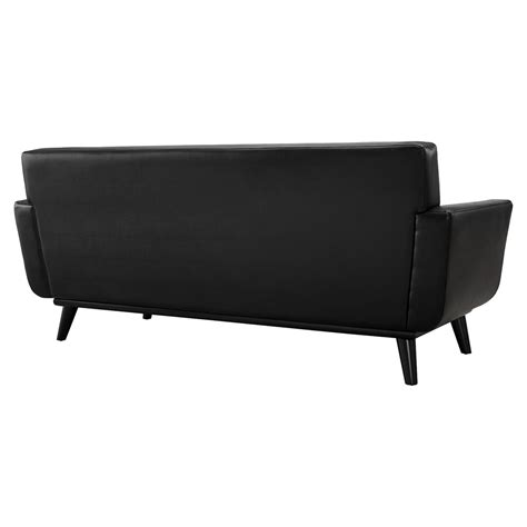 tufted leather sofa set engage 2 pieces leather sofa set tufted black dcg stores