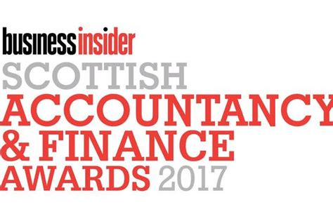 Business Insider Mba Rankings 2017 by Entries Open For 2017 Scottish Accountancy Finance
