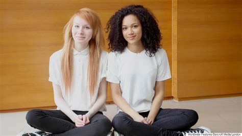 see what you would look like with different color hair biracial twins look wildly different aol news