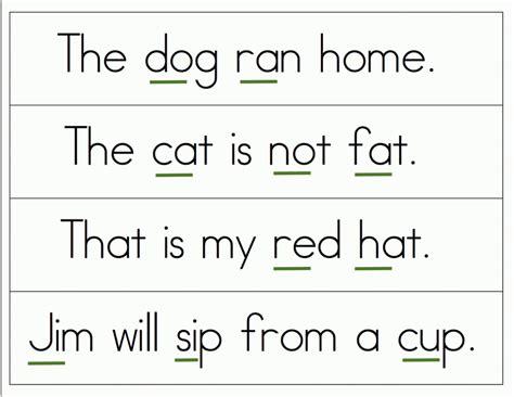 Kindergarten Sentence Worksheets by 3 Sentences For Kindergarten Media Resumed