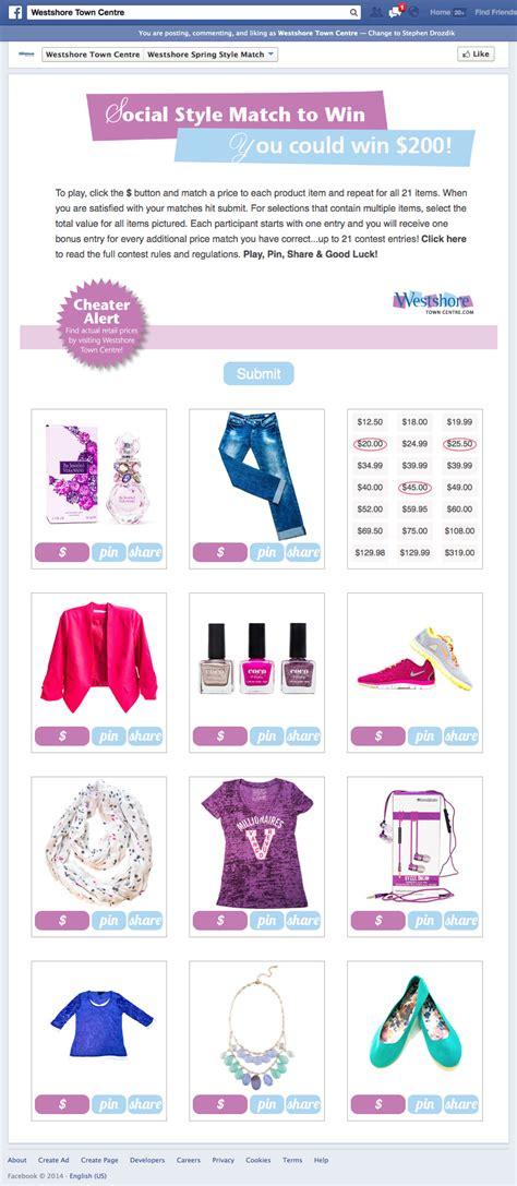 Giveaway Facebook App - facebook app contest westshore mall blender we blog