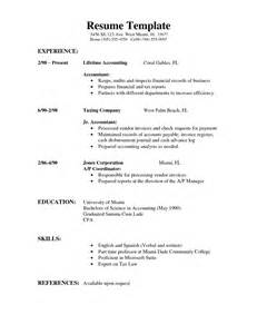 sle resume content exles of resumes resume copy manager sle intended