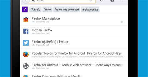 firefox apk mozilla firefox v49 apk for android terbaru software pc dan tutorial komputer gratis