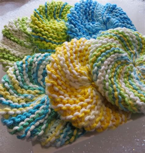 knitted scrubbies netting scrubbies patterns knitting images
