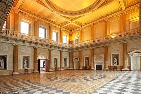 many rooms wentworth woodhouse that inspired austen s mr darcy on sale for 163 8m daily mail