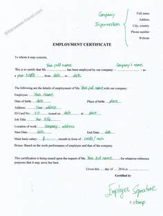 npi certification letter a letter of certification is a letter that is used to