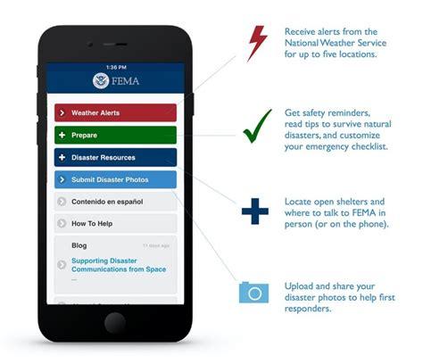 1 mobile apps mobile app fema gov
