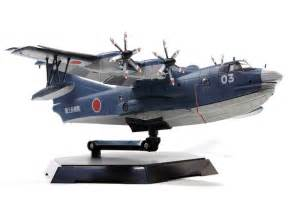 flying boat us 2 1 144 jmsdf rescue flying boat us 2 by aoshima hobbylink