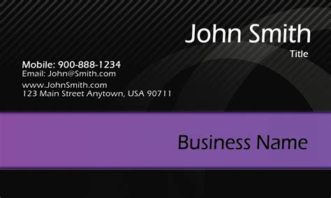 accounting business card templates black and purple accountant business card design 1201951
