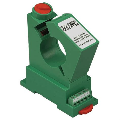 Ac Voltage Transducer 4 20ma by Cr Magnetics Cr5220 5 Dc Current Solid Transducer 0 5