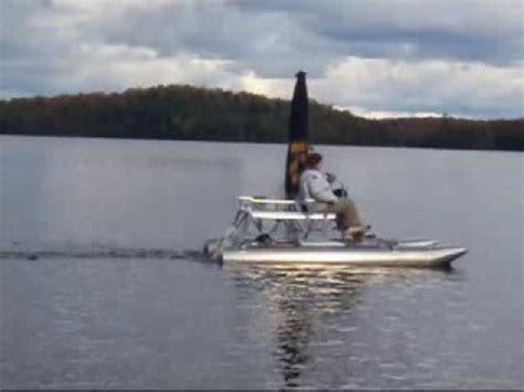 pedal boat noosa pedalinho artesanal impetuoso junior ja 250 doovi