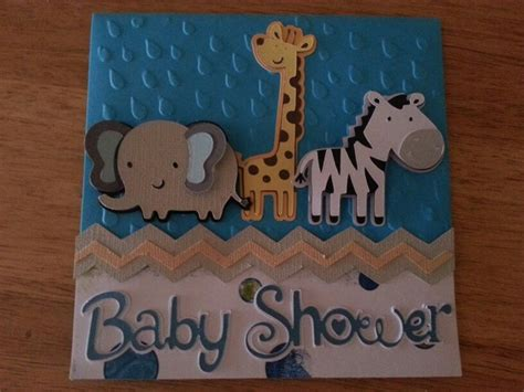 Cricut Baby Shower Cards by Cricut Baby Shower Invite My Creations