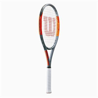 Promo Raket Wilson Burn Team 100 New wilson burn team 100 tennis racket