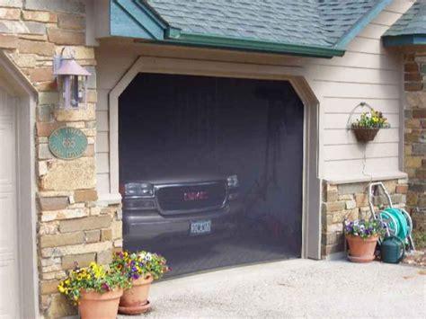 Garage Door Screens Garage Screens Garage Door Screen Kit