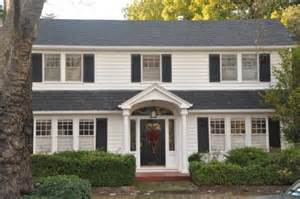 Colonial Front Porch Designs by Front Porch Home Pinterest