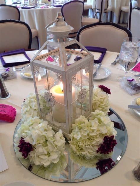 bridal shower table decorations lantern bridal shower centerpiece bridal shower