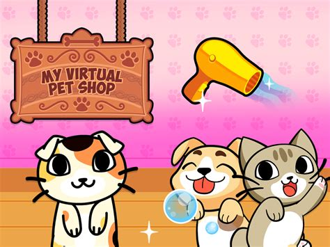 My Pet my pet shop animal care android apps