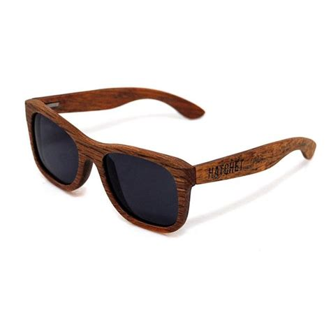 vancouver wood sunglasses in duwood hatchet eyewear wood