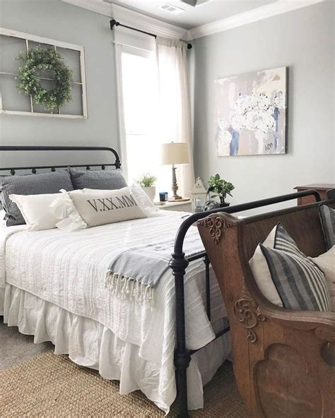 beautiful farmhouse master bedroom ideas bedroom