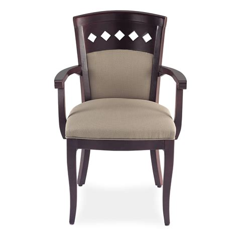 Wood Armchair by 7086 1 Wood Arm Chair