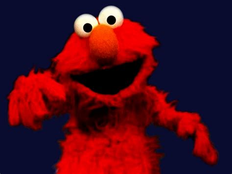Evil Elmo Wallpaper