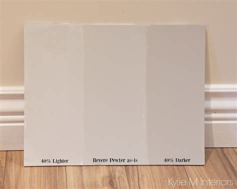 pewter paint color 3 easy steps to your paint colour revere pewter