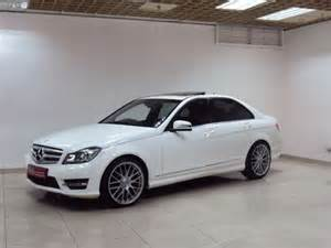 used mercedes c class c200 amg 7g tronic sunroof