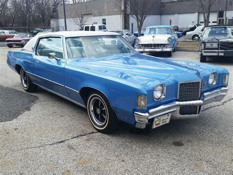 Pontiac Grand Prix 1972 by 1972 Pontiac Grand Prix For Sale Carsforsale