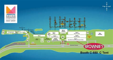 boat show 2017 map miami boat show february 2017 dive gear news