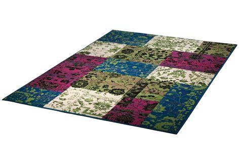 bunte teppich läufer teppich bunt punkt kreative ideen f 252 r design und wohnm 246 bel