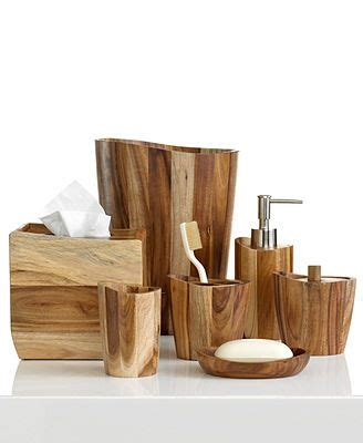 woodsy bathroom decor 25 best ideas about bath accessories on pinterest diy