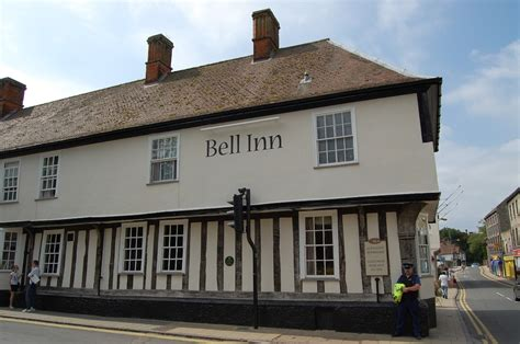 Bell Hotel s army locations norfolk thetford tv series