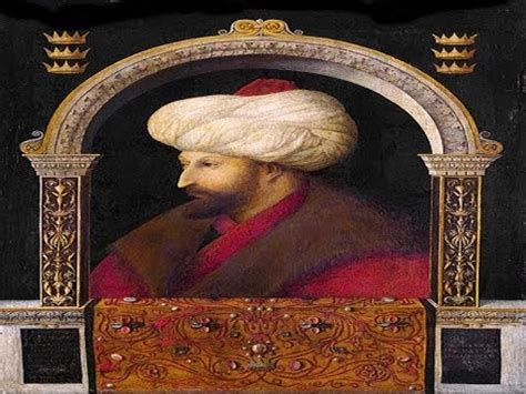 who was the sultan of the ottoman empire fatih sultan mehmet the conqueror seventh sultan of the