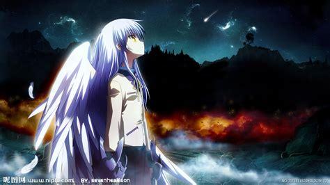 wallpaper anime sedih 天使的心跳设计图 动漫人物 动漫动画 设计图库 昵图网nipic com