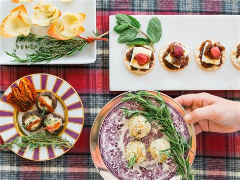 christmas decorated appetizer ideas 5 easy cheese recipes for entertaining hgtv