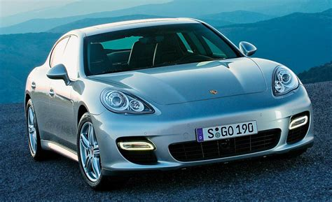 porsche panamera turbo 2010 car and driver