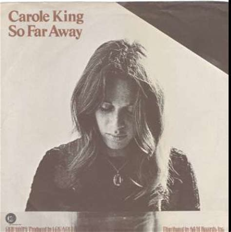 Carole King A Place To Live Lyrics Carole King So Far Away Lyrics Genius Lyrics