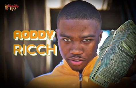 lil mosey how tall roddy ricch net worth age height wealthy leo