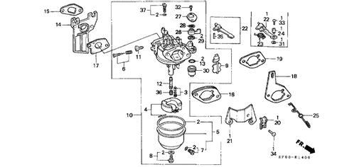Switch Starter Gp Mitsubishi Ps 100 120 135 24v Carburateur Pour Moteur Honda Gx160 163cc Espace