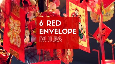 new year lucky money etiquette 6 envelope the lowdown on lai see the hk hub
