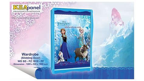 Ranjang Anak Frozen harga kamar set anak frozen keapanel