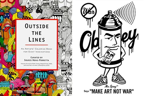 outside the lines coloring book 10 awesome coloring books for every personality