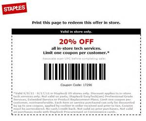 staples business coupons staples customer appreciation coupon
