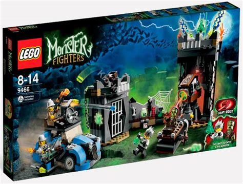 imagenes lego halloween especial halloween con los monster fighters de lego