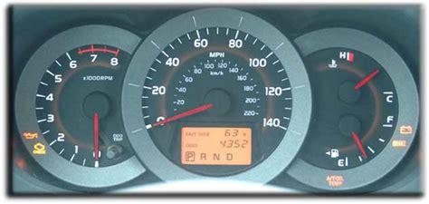 how petrol cars work 1997 toyota rav4 instrument cluster 2006 toyota rav4 car reviews