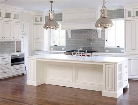 kitchen backsplash ideas for white cabinets white kitchen cabinets subway tile backsplash home