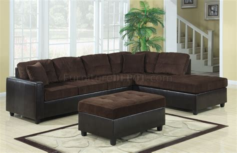 Coaster Sectional Sofa 503013 Henri Reversible Sectional Sofa By Coaster