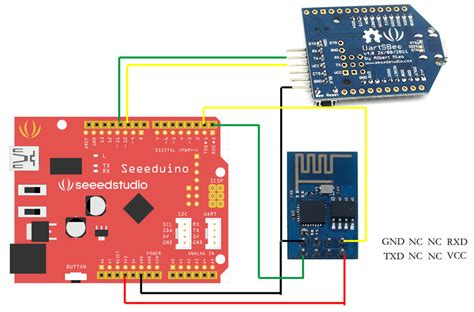 tutorial arduino wifi esp8266 arduino basic wifi project using esp8266 wifi module use