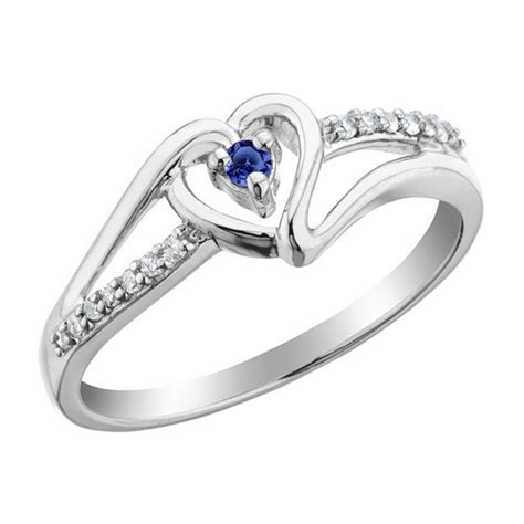 jewelry store promise rings